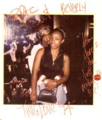 keisha morris and 2pac
