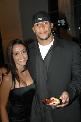 Kellen Winslow and wife janelle