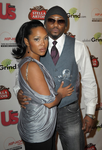 omar epps and wife keisha spivey