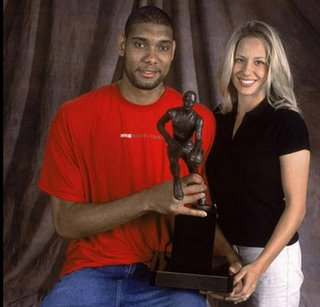 amy duncan, tim duncan's wife