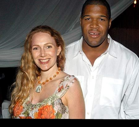 michael-strahan-and-jean strahan
