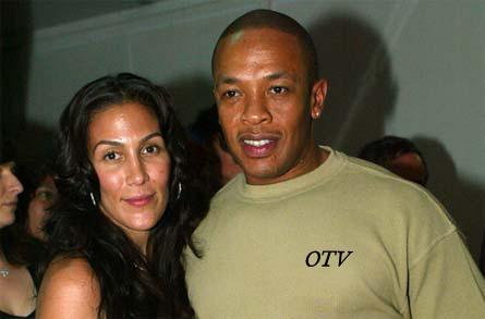 dr. dre-and-wife-nicole-threatt