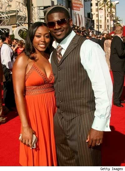 ladanian-tomlinson and wife