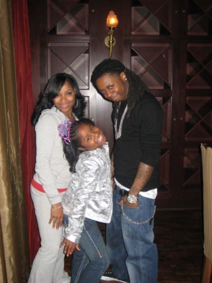 lil-wayne-family--ex-wife-toya-johnson
