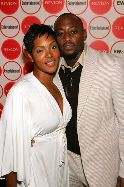 omar-epps-and-his-wife-keisha-spivey