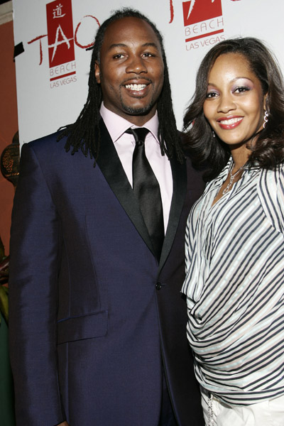 lennox lewis and wife violet chang