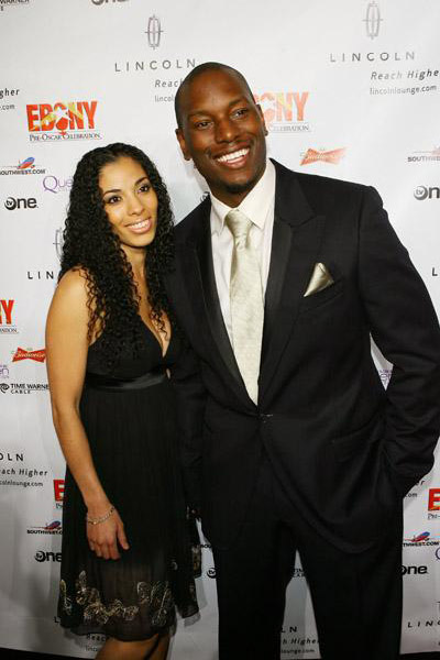 tyrese married