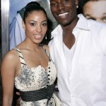 tyrese gibson and wife norma mitchell gibson