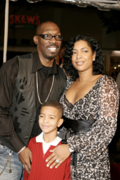 charlie-murphy-family-wife-tisha-taylor