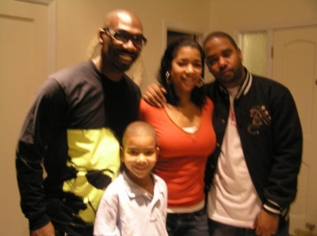 charliemurphy-son-and-family