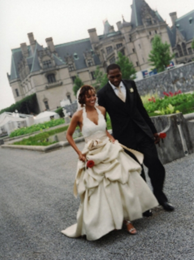 elton-brand-wife-seneca-shahara-simmons-wedding-pictures