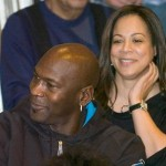 michael jordan-and-juanita vanoy
