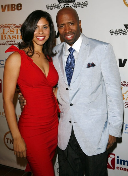 kenny-smith-and-wife-gwendolyn-osborne