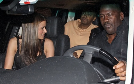 Jamie Foxx Celebrates 50th Birthday Party With Katie Holmes! (Video)