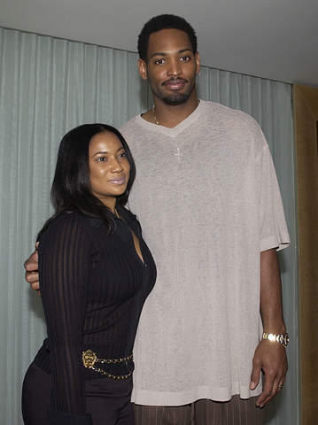 robert-horry-wife-keva-develle