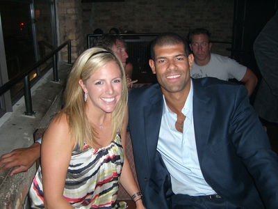 shane-battier-and-wife-heidi ufer