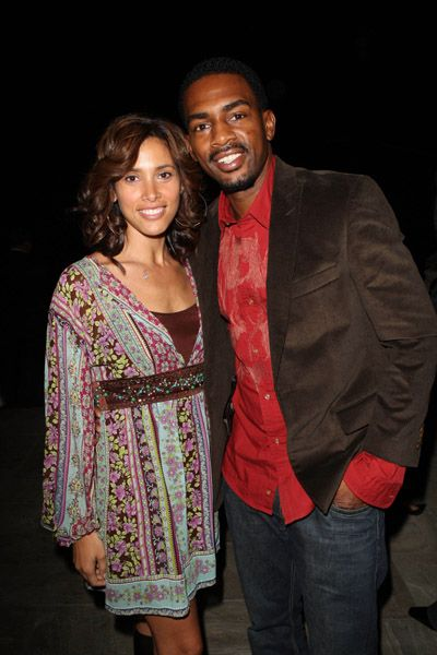 bill-bellamy-wife-kristen-baker