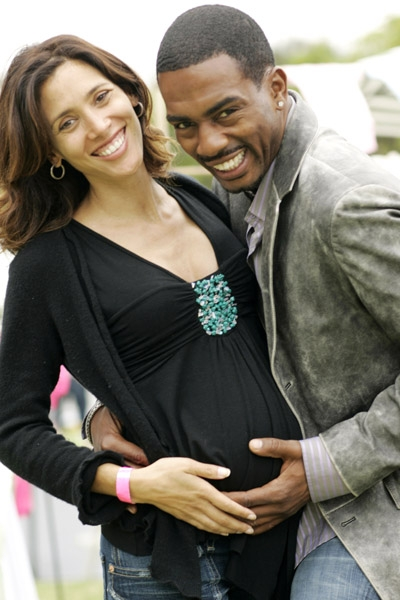 kristen-baker-pregnant-bill-bellamy
