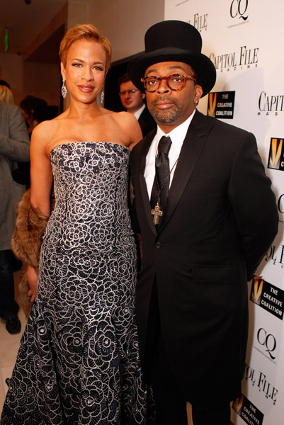 spike-lee-wife-tonya-linette-lewis