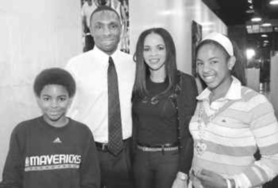 avery-johnson-wife-cassandra-merricks-johnson-family-kids