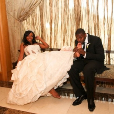 jason-maxiell-wife-brandy-duncan-wedding