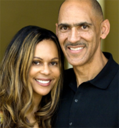 lauren-and-tony-dungy