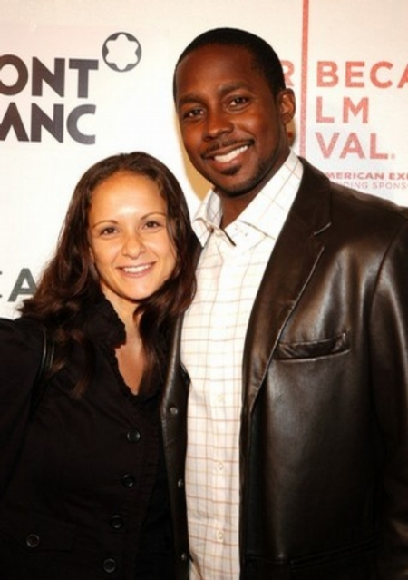 desmond-howard-wife-rebkah-howard