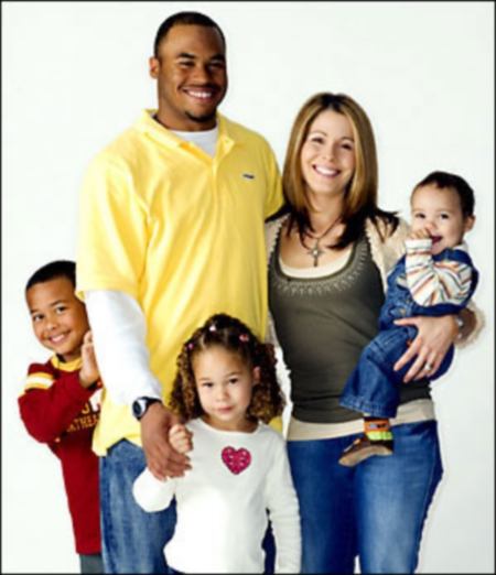 steve-smith-wife-angie-smith-family-children