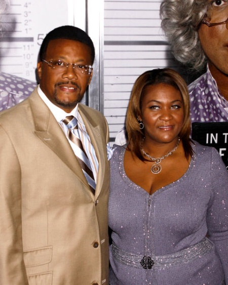 judge-greg-mathis-wife-linda-reese