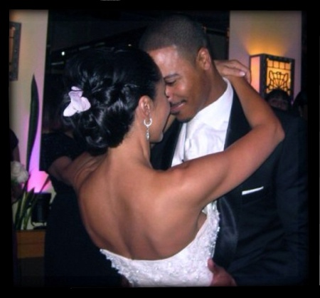 tia mowry wedding pics. Columbus Short, Tia Mowry