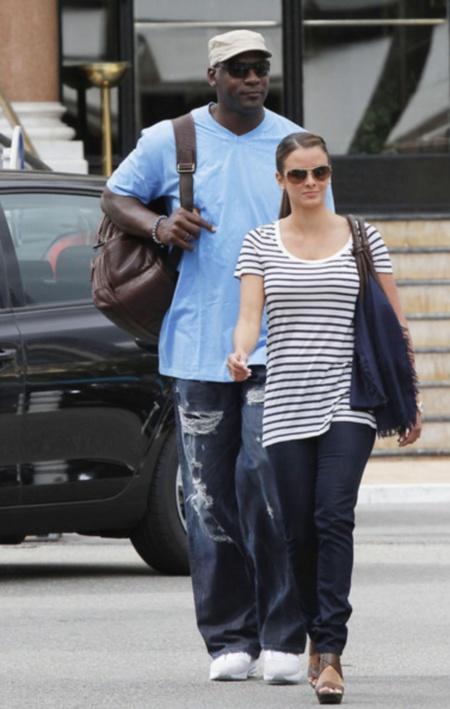 Michael Jordan Amp His Girlfriend Yvette Prieto Spotted On