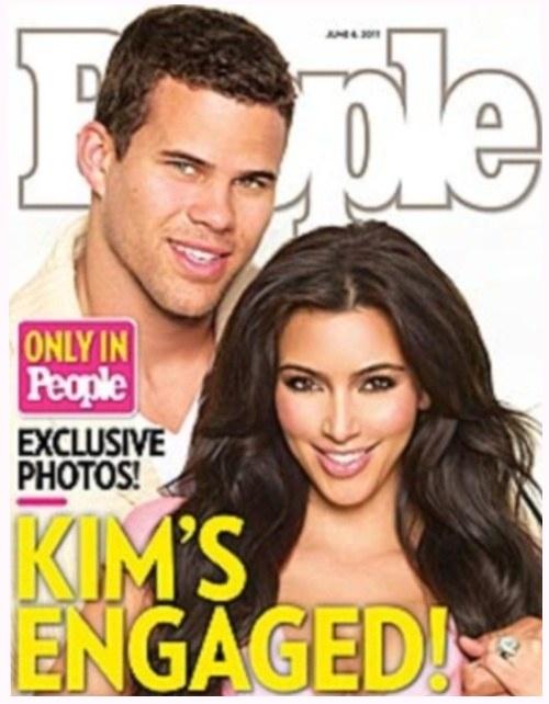 who kim kardashian dating 2011