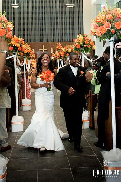 Kristine eassa wedding