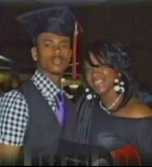 video high school denies student his diploma because
