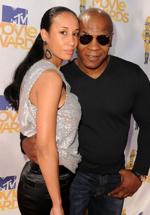 [Video] Mike Tyson And Wife Lakiha Spicer On 'The View ...