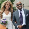 Tiki-Barber And Traci-Lynn Johnson Going To Courthouse