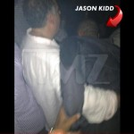 Jason Kidd- Being Carried Out The Club