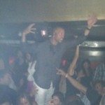 Jason Kidd On The Table Partying At Club