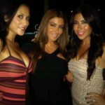 Larsa Pippen And Sisters