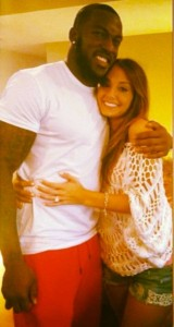 patrick-willis-fiancee-girlfriend-shenae-Saifi