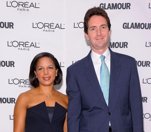 Susan- Rice-husband-Ian-Cameron