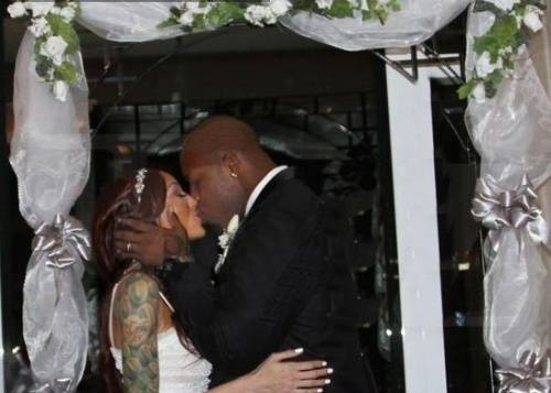 Terrell-Suggs-wife-Candace-williams-wedding