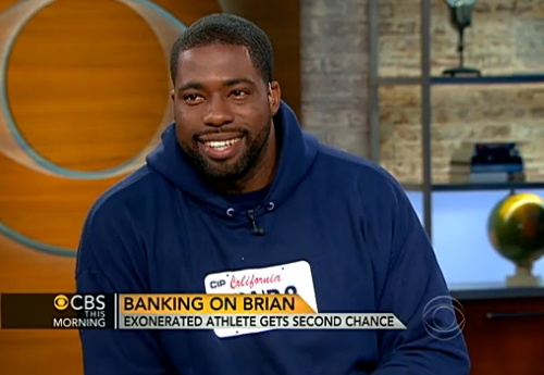 Brian banks an athlete s second chance story video ballerwives