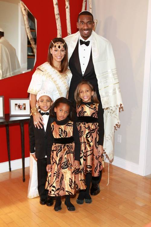 Amare-Stoudemire-Alexis-Welch-family-kids-1