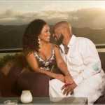 Rockmond-Dunbar-and-Maya-Gilbert-engaged-pics