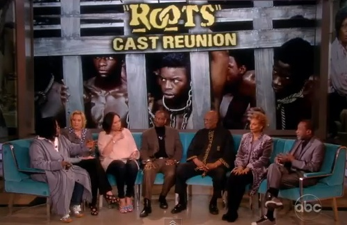 roots-cast-reunion-the-view