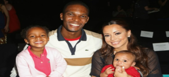 Chris Bosh And Wife Adrienne Open Up About His Career, Life And Their Marriage!
