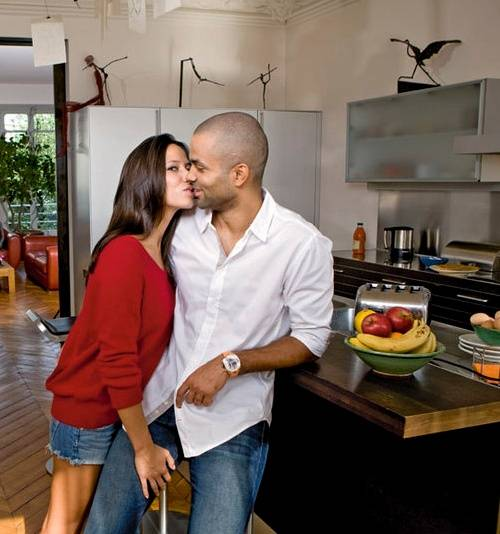 tony-parker-girlfriend-fiance-Axelle_Francine-