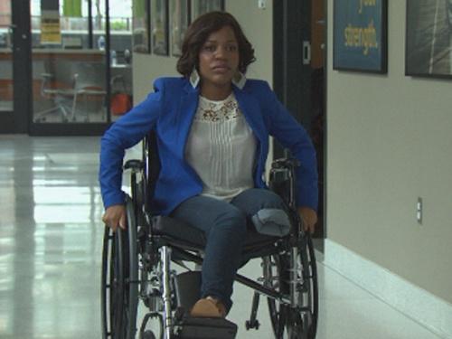 Boston Marathon Bombing Survivor Mery Daniel Talks Losing Her Leg!