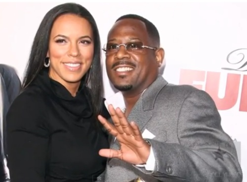 Martin Lawrence Wife | The Baller Life - BallerWives.com